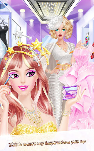 It Girl - Fashion Celebrity & Dress Up Game 1.2 screenshots 7