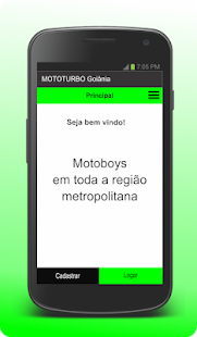 Download MotoTurbo GOIÂNIA – Motoboy e Office Boy For PC Windows and Mac apk screenshot 4