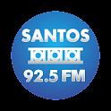 SANTOS FM 92.5 icon