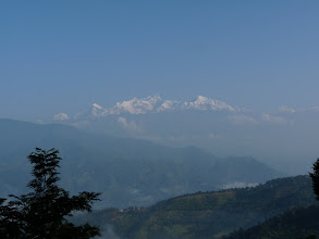 Photo: Himal Chuli et Boudha Himal
