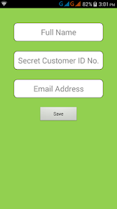 Secret Customer Locator App screenshot 1