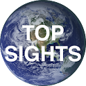 TOP SIGHTS Trial icon