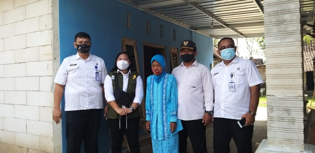 1.182 Warga Kabupaten Madiun  Mendapatkan Bantuan BSPS