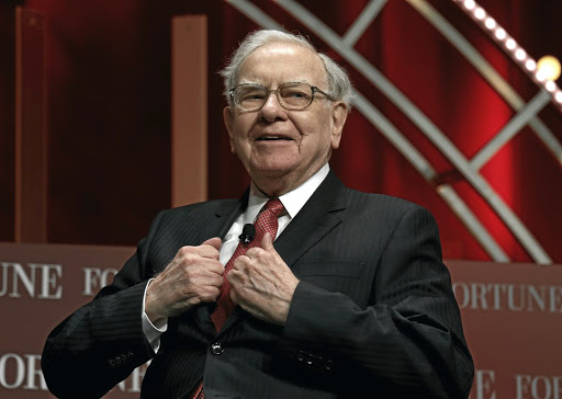Warren Buffett, the chairman of Berkshire Hathaway. Picture: REUTERS