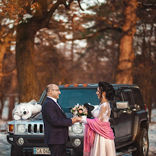 Wedding photographer Valeriy Sichkar (ValeriiSichkar). Photo of 21.02.2018