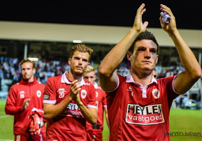 L'Antwerp laisse filer deux points face à Tubize