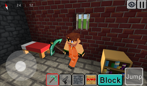 Jailbreak Escape Craft 10.0 screenshots 1