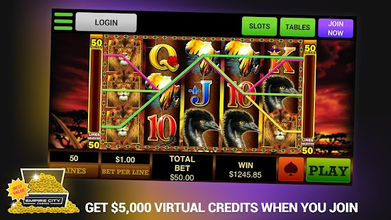 Empire City Casino Slots- screenshot thumbnail