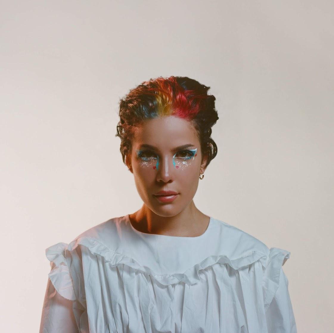 [迷迷音樂] 海爾希 Halsey 用音樂的正向力量勇敢面對躁鬱症  宣佈明年推新輯