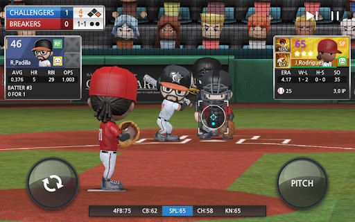 BASEBALL 9 1.4.7 screenshots 19