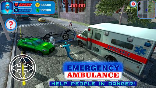 Emergency Ambulance for PC