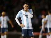 Ex-winnaar Gouden Schoen debuteerde onlangs voor Argentinië