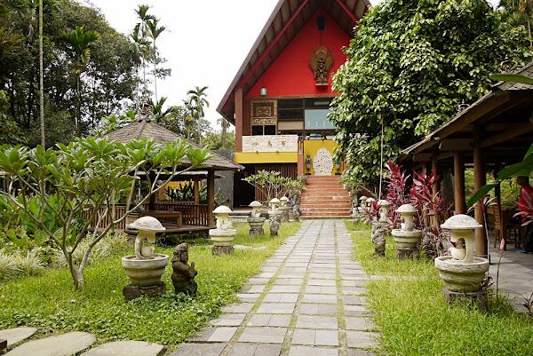 南投魚池。烏布雨林餐廳・峇里島風情景觀餐廳