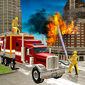 Emergency Driver Simulator: Rescue City Hero