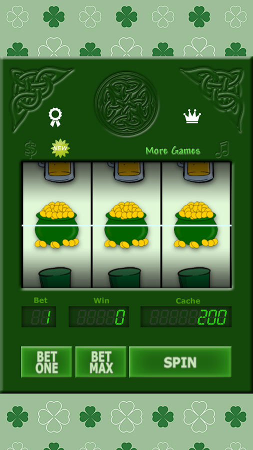 Irish Slot- screenshot