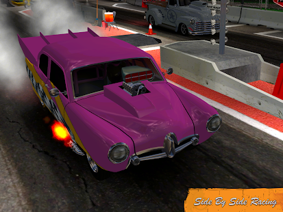 Door Slammers 2 Drag Racing Screenshot