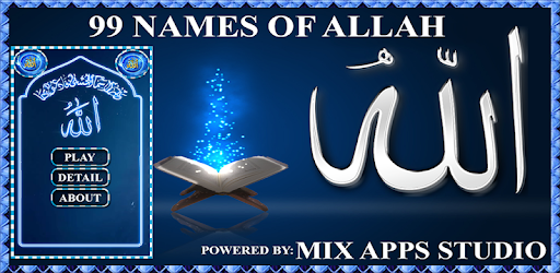 99 Names of Allah Android App Download