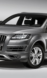 Wallpapers Audi Q7 screenshot 1