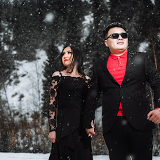 Wedding photographer Shyngys Orazdan (wyngysorazdan). Photo of 18.02.2018