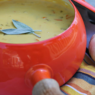 Beer Cheese Soup.