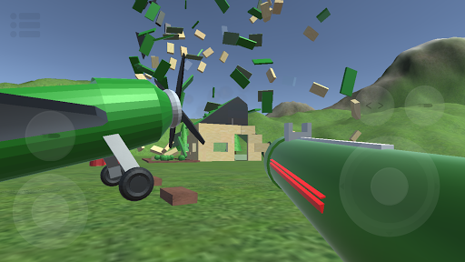 kaboom! 3d - shooting & physics simulation game! screenshot 3