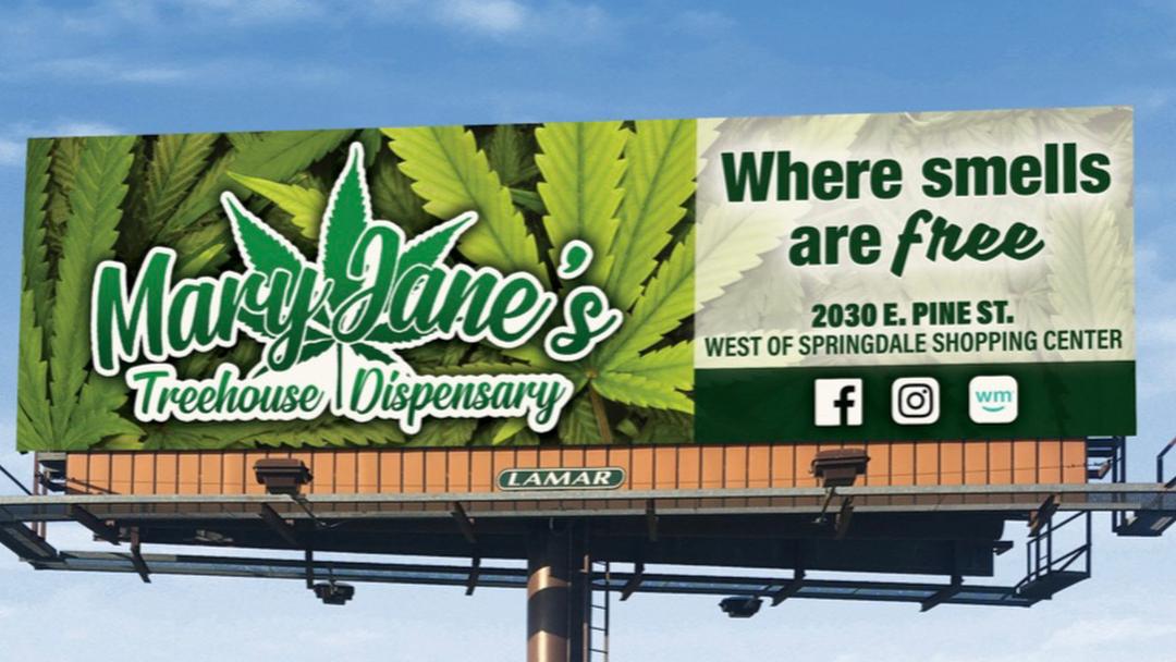 Mary Jane's Treehouse Dispensary - Cannabis Store in Tulsa