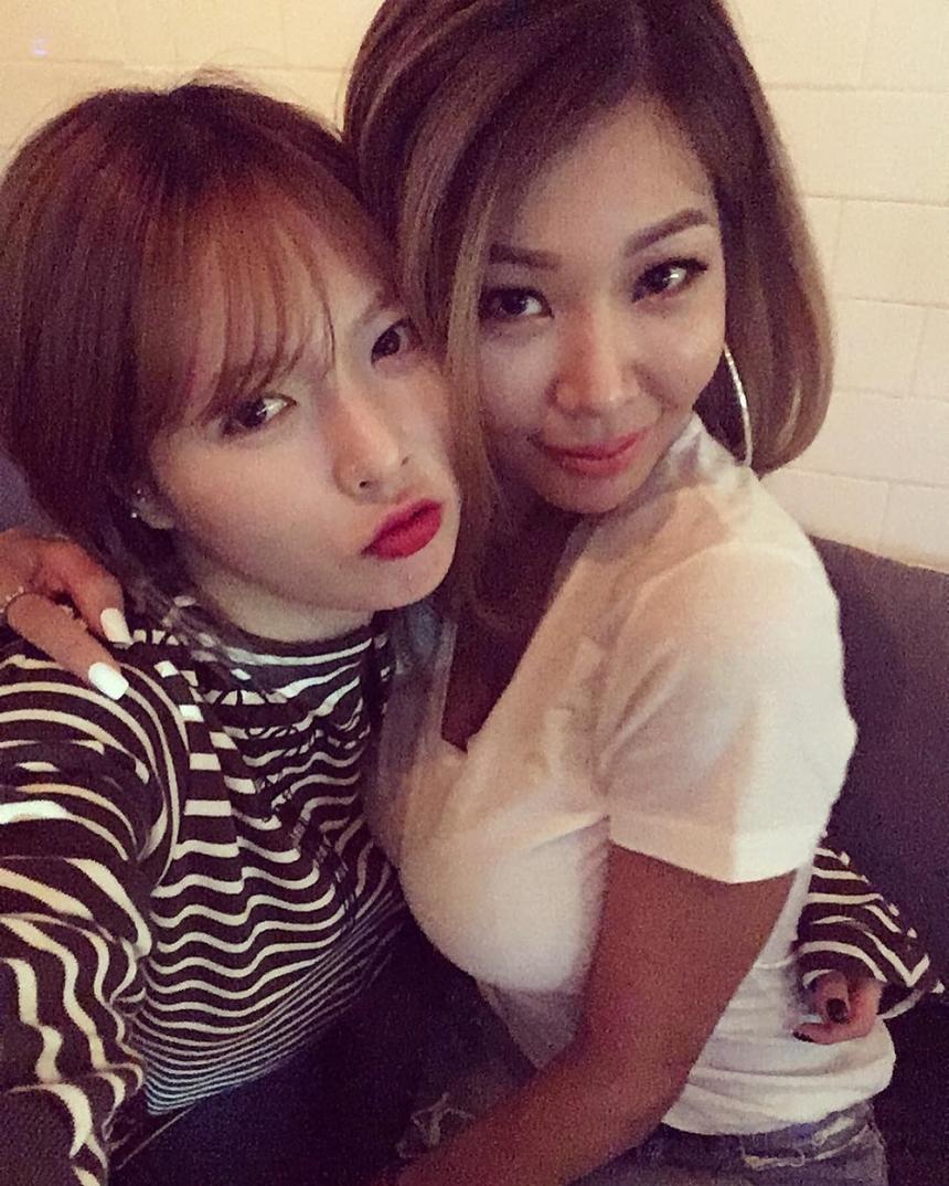jessi hyuna edawn dating 1