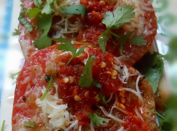 Remove and garnish with Thai paste, cracked black pepper and cilantro.  Add more...