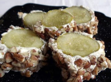 Nutty Pickles Recipe