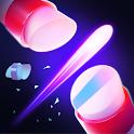 Minimal Slices 3D icon