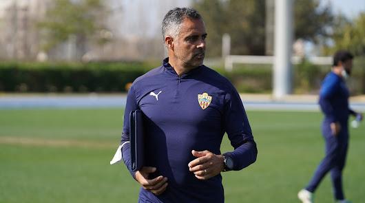 José Gomes, concentrado para el partido de La Romareda.