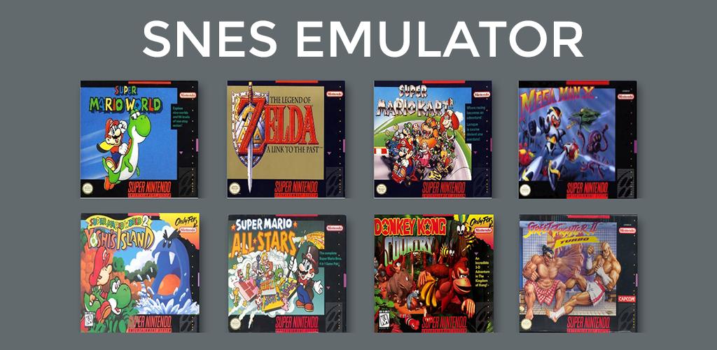 SNES Emulator - Arcade Classic Game Free 1 1a Apk Download