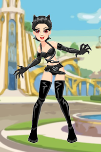 Fashion Super Girls Cat Woman Wonder Woman Cheetah - náhled