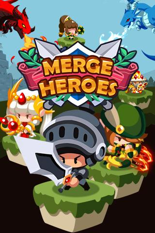 Merge Heroes Frontier: Casual RPG Online 1.11.0 screenshots 1