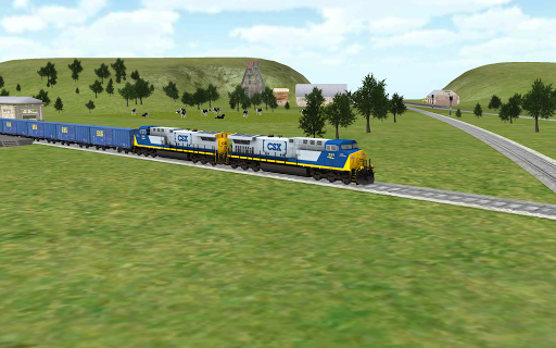Train Sim  screenshots EasyGameCheats.pro 5