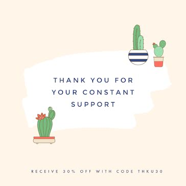 Your Constant Support - Instagram Post Template