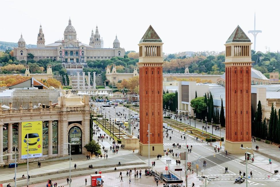 Plaça Espanya - Barcelona