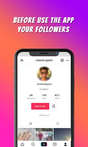 TikFame : Free Fans & Followers & Likes cheat hacks