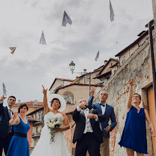 Wedding photographer Paolo Barge (paolobarge). Photo of 11.07.2017