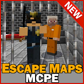 Escape Maps for Minecraft Pocket Edition MCPE Free