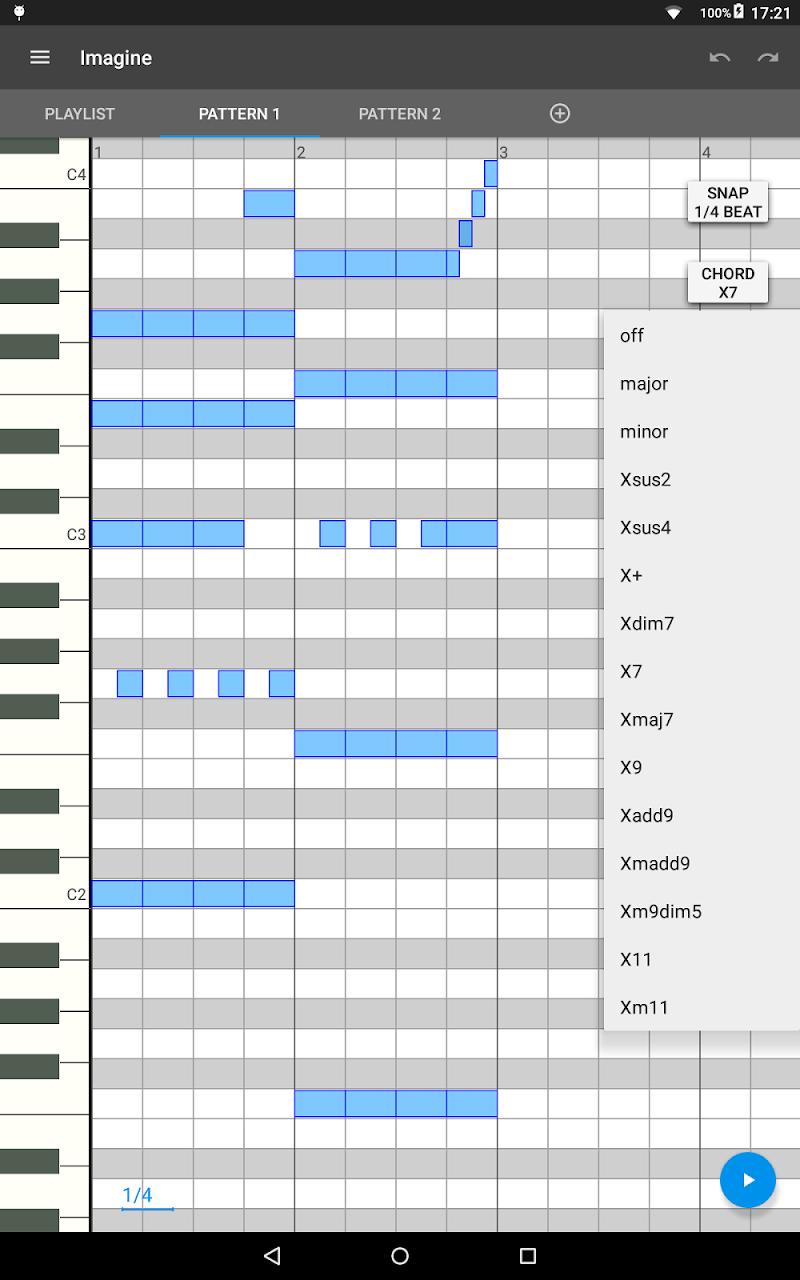 Aubade Audio Studio Screenshot 7
