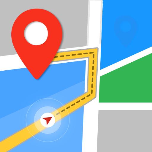 GPS, mapas, navegação por voz e destinos