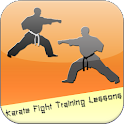 Karate Fight Training Lessons icon