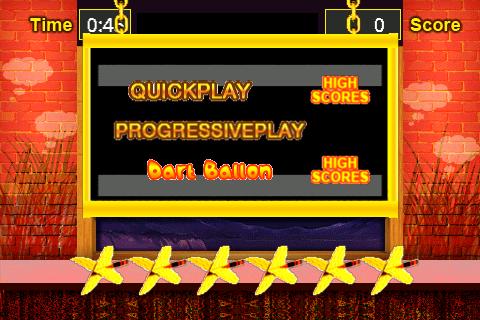 Скриншот Archery Darts Balloon