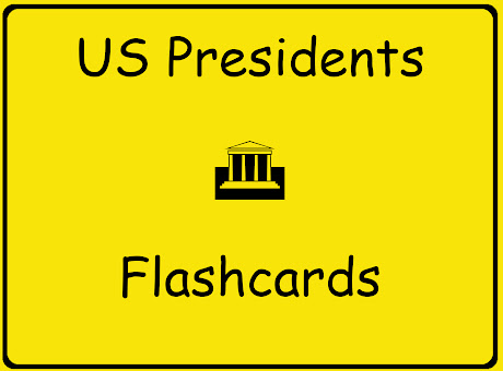 Flash Cards : US Presidents