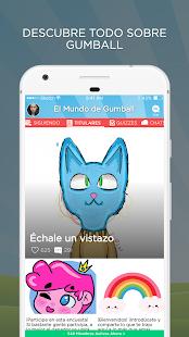 Amino para El Mundo de Gumball - náhled