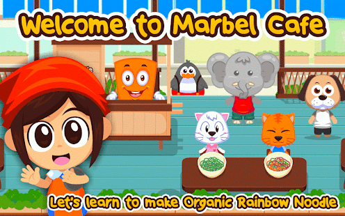 Marbel Rainbow Ramen Cafe - náhled