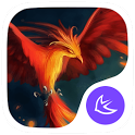 Fire Phoenix APUS theme icon