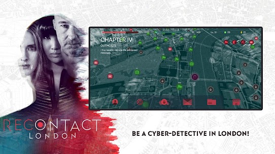 Recontact London (MOD, Unlimited Money) v1.2.2.40 1