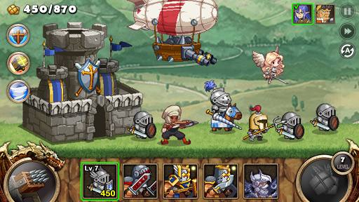 Kingdom Wars - Tower Defense Game android2mod screenshots 5